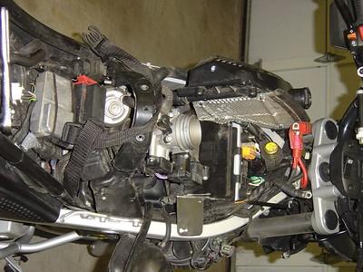 F650 Maintenance Stuff